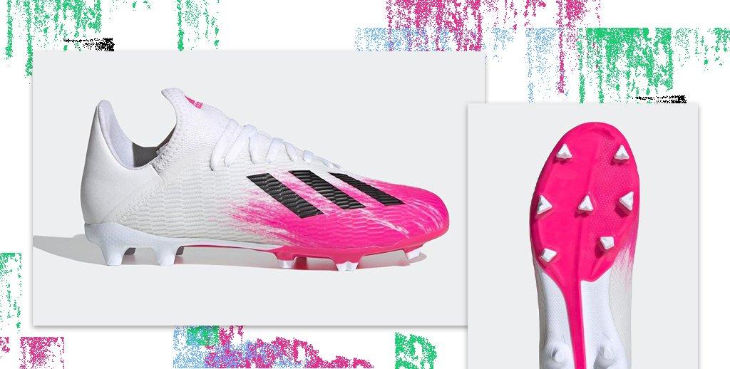 Potencialize seu jogo com a chuteira para campo Adidas X 19.3. Com design meia ela se ajusta perfeitamente aos pés garantindo total conforto e flexibilidade. Acesse nosso site e garanta a sua para brilhar em campo! https://t.co/fV7bDg5yAL #ConectaVocêAoEsporte https://t.co/wYOe2Wo4JT