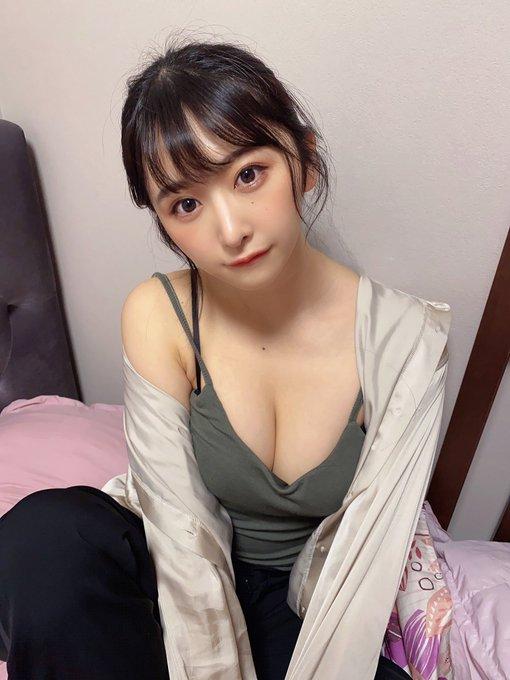 グラビアアイドル真島なおみのTwitter自撮りエロ画像34