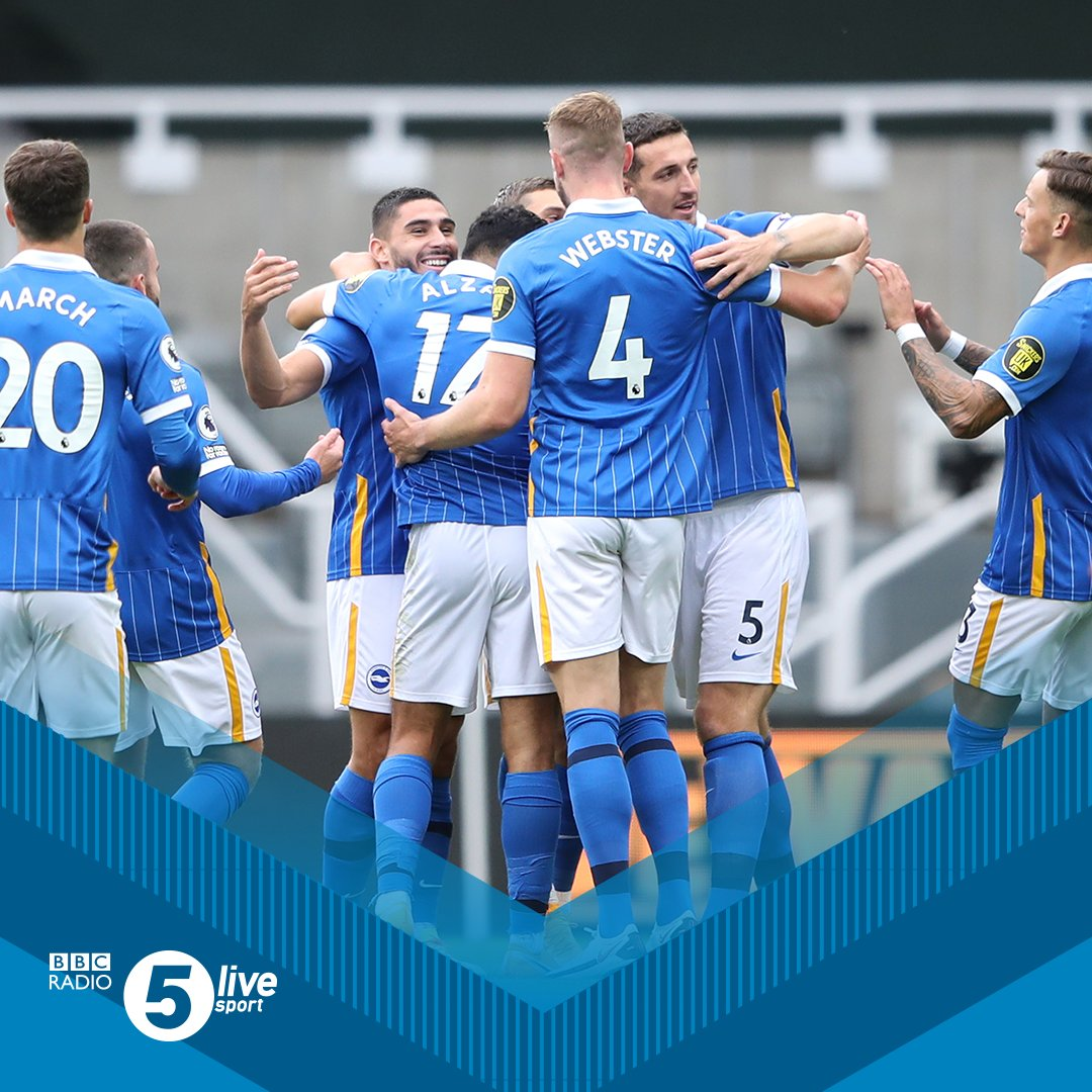🌪️ Neal Maupay's two goals in seven minutes is the fastest #PL brace since 2012 where Edin Dzeko scored twice in the first four minutes against Norwich.  📲📻: https://t.co/5Du5Yilmm1 #bbcfootball #NEWBRI #5LivePremSunday https://t.co/3LMdIoc87i