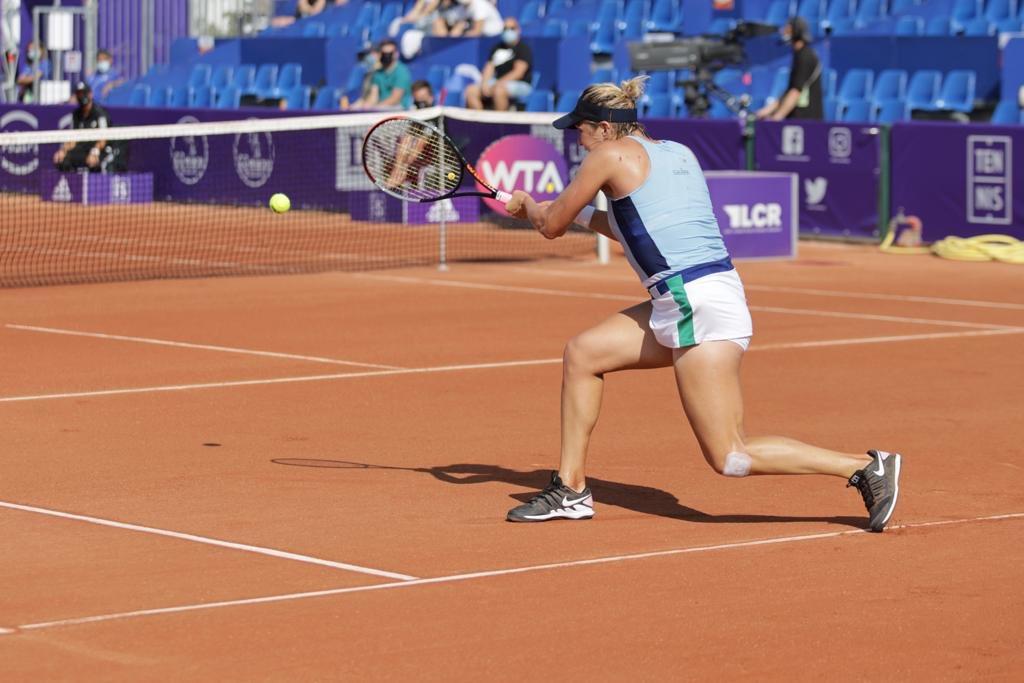 Après 1h37 de jeux et un 2ème set exténuant, @NastiaPav 🇷🇺 remporte le match 6-3, 7-5 et avance au prochain tour ! #IS20 #WTA https://t.co/G3zfjYL1iV