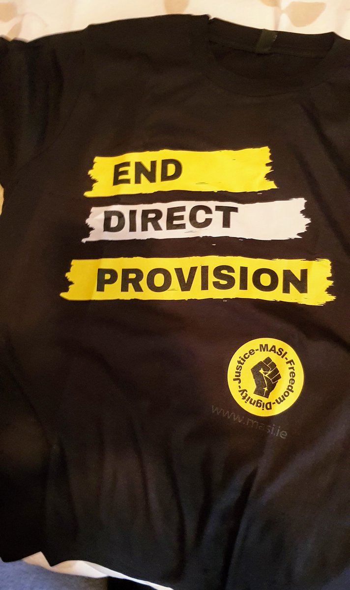 Look at this lovely t-shirt! #EndDirectProvision https://t.co/9lT63U9GnJ