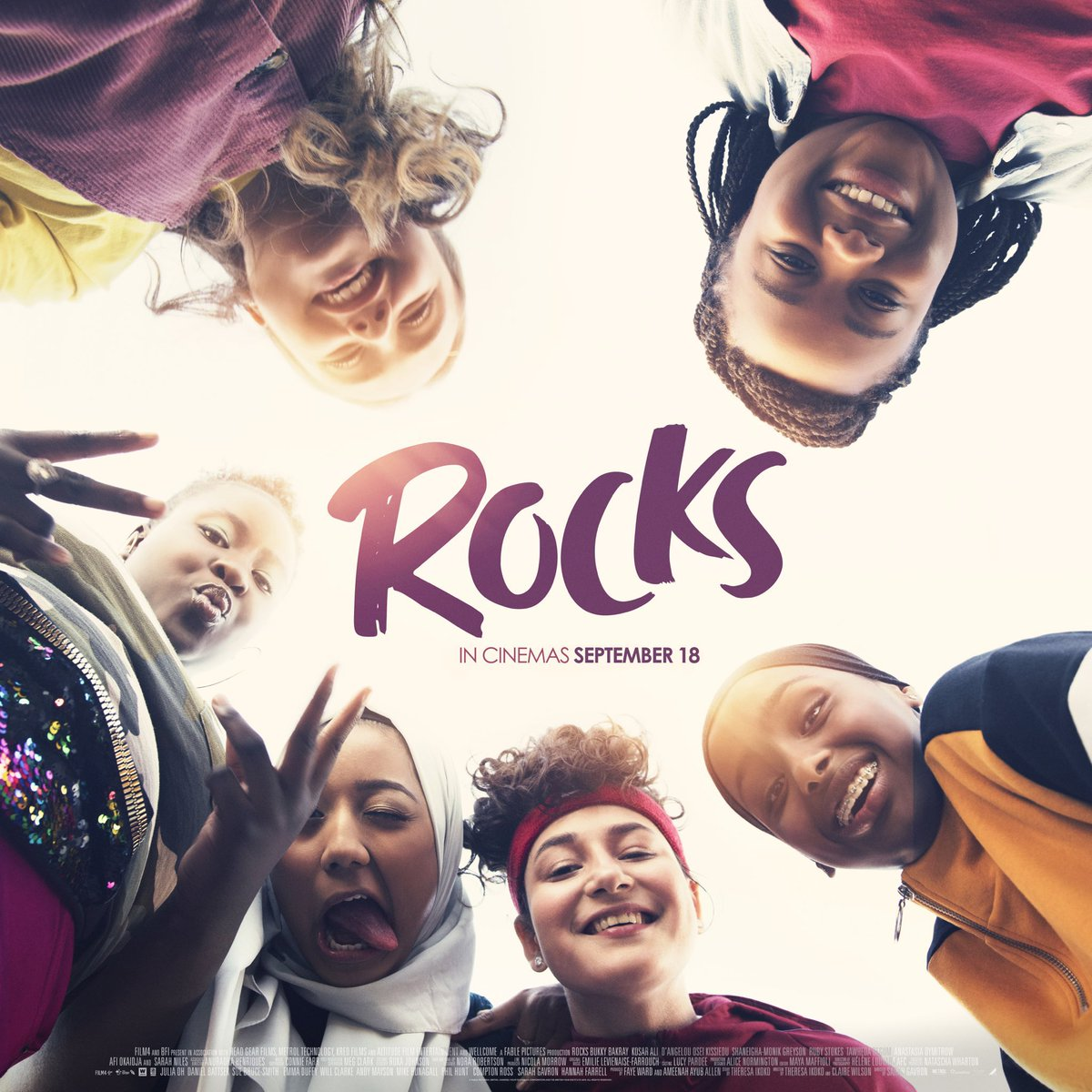 Everyone google this film and go to you're nearest cinema to watch it! @RocksTheFilm 😉