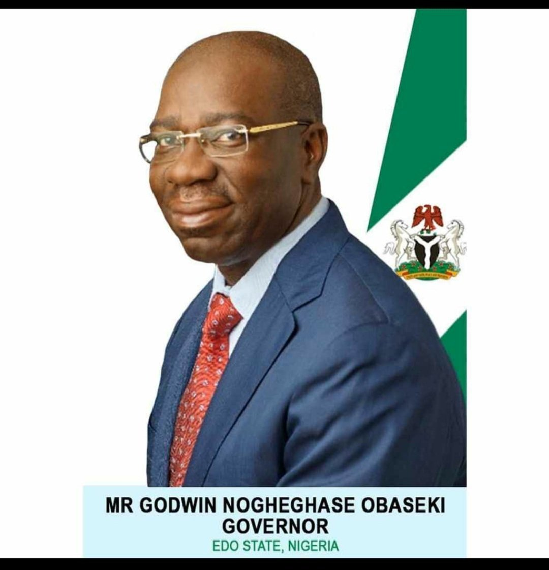 #ondisday #20September2020 @GovernorObaseki, the @OfficialPDPNig's Candidate was declared the winner of the 2020 Edo State Gubernatorial election by @inecnigeria. He defeated his closest opponent, the @OfficialAPCNg Candidate, @IzeIyamu4EdoGov. https://t.co/9AXGzD3DCf