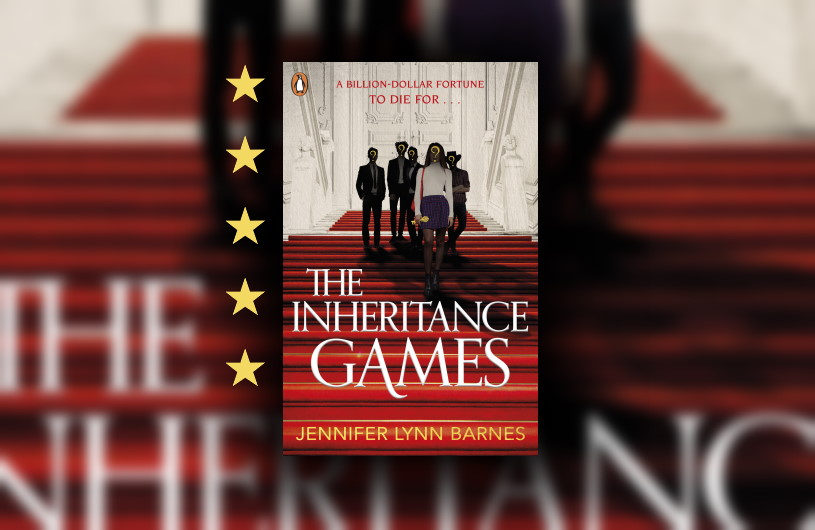 A mystery, a game and a thriller all in one – this YA novel draws you right in! Check out #TheInheritanceGames by @jenlynnbarnes: https://t.co/8dSlnvH33n @The_WriteReads @penguinplatform https://t.co/2umOLv1r77