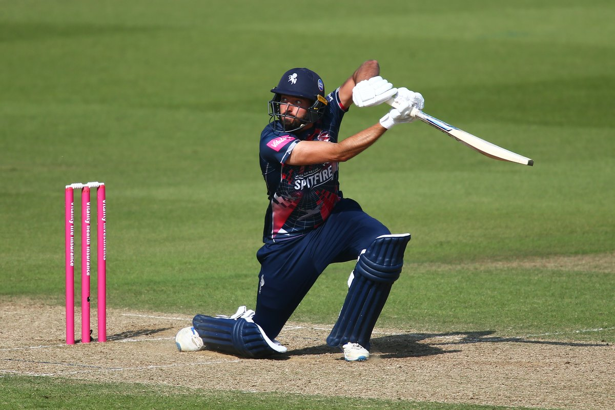 Defeat in South London completes the Group Stage.  Scorecard & Video Highlights ➡️ https://t.co/lzn78Xxjg5 #SuperKent https://t.co/1jfY6LZFXk