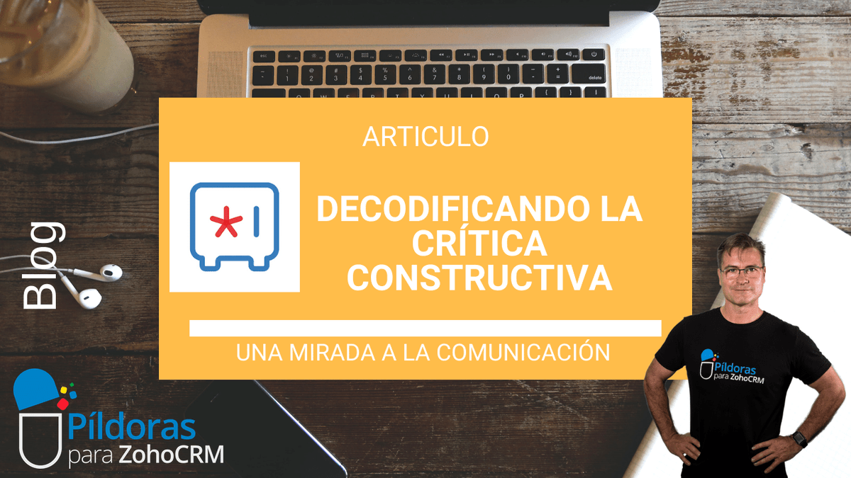 Decodificando la crítica constructiva: ¿Qué funciona? #ZOHO #CRM https://t.co/p954x9lSvz https://t.co/9IXlEpBUbD
