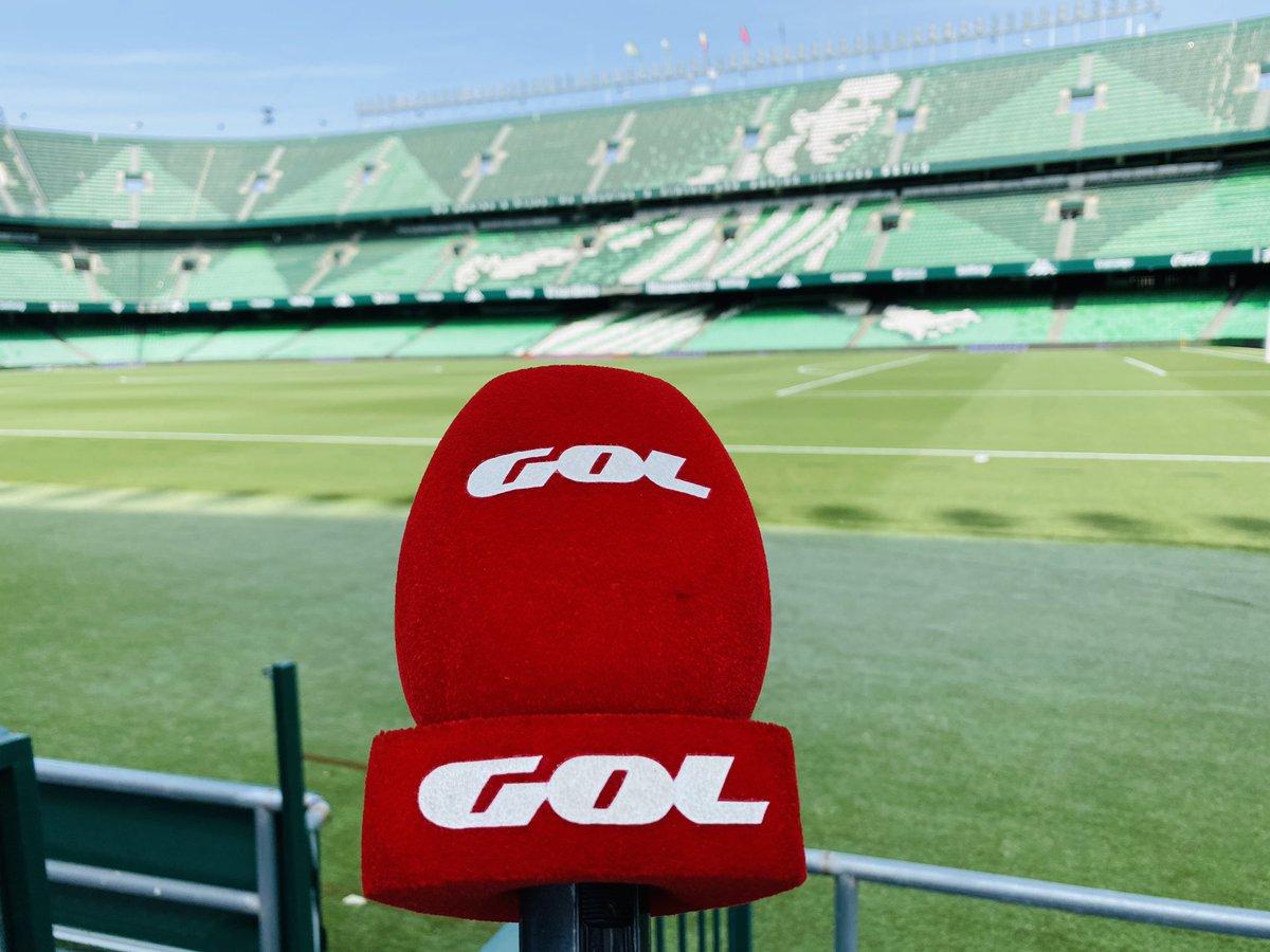 ⚽️@RealBetis-@realvalladolid   📺 @Gol  ⏰ 18.30  🏟 'Estadio Benito Villamarín'  🎙@HectorRuizPardo @albertoowono @isaacfouto   🗣TODA la Previa desde 16.30 #DirectoGol con @MateoSanchezTV y @Torrichano   📱 Participa con el hashtag  #LaLigaEnGol https://t.co/yltRDTzfM7