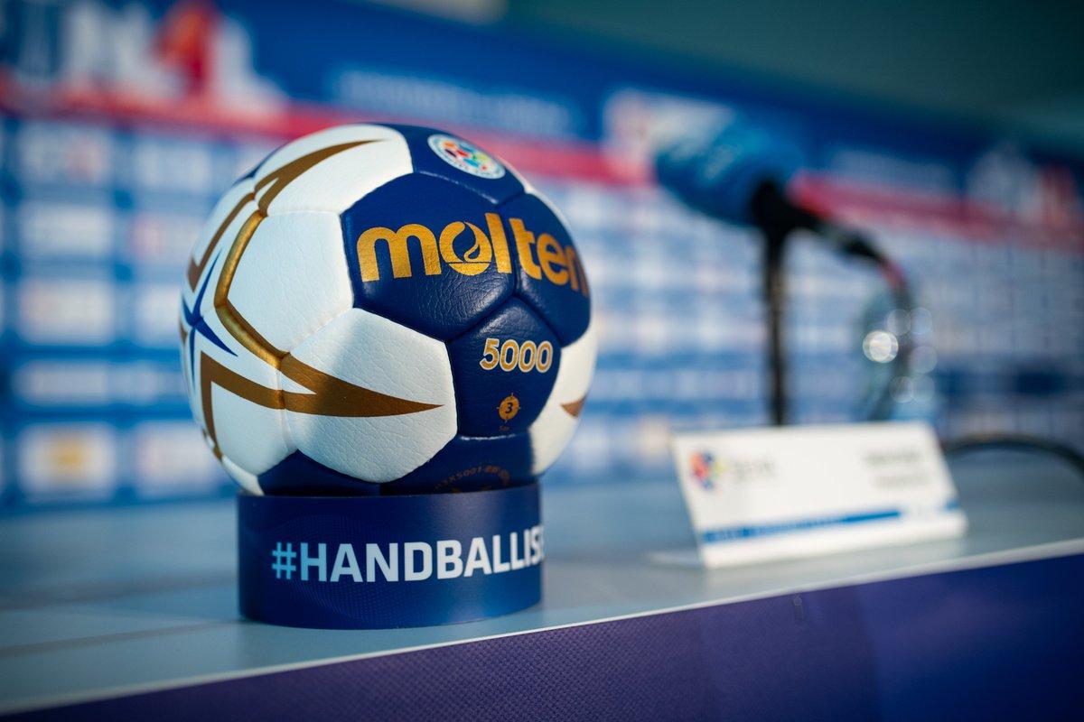 Miss #SEHA ball 🎀 in the spotlight at #SEHAFinal4 💫  #HANDBALLISBACK #SEHALeague #Gazprom #experiencehandball https://t.co/gK6e3kg1RI