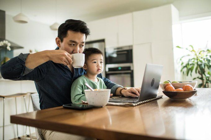 Congrats @hpe was named Top 10 Best Companies for #Dads in 2020. With 6-month parental leave and flexible return-to-work options, they strive to help HPE dads are not only supported but celebrated.  @_workingmother_  list: https://t.co/tl95ugl2WM #workspaces #WFH  #HPEinfluencer https://t.co/O3mRdJFlhm