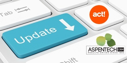 Currently on Act! v22.1?  Important update to apply! Fixes many Outlook integration issues. https://t.co/tSOrGTMOQy  #ActCRM #CRM #Technology https://t.co/wrXcOEapYI