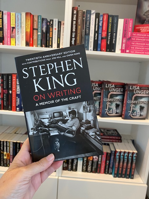 YES. Best book for writers ever ... and for King fans.