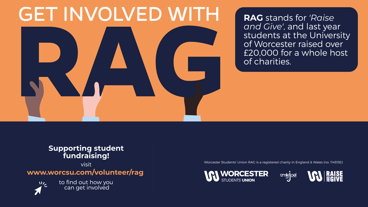 We all know that fundraising for RAG will be a bit different this year...Let us know, what ideas do you have for virtual and/or covid-safe fundraising? 🧡 https://t.co/dFiz4Uo8gA