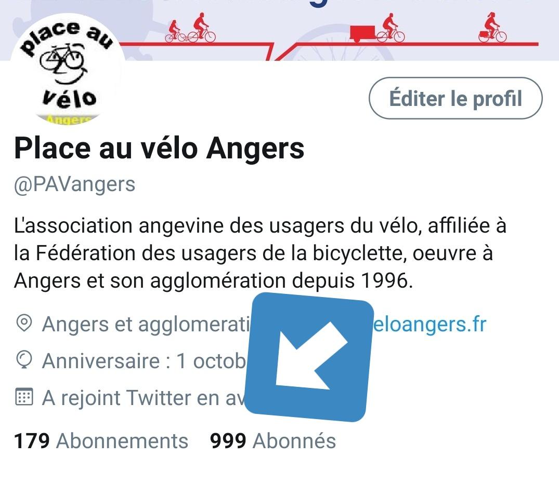 Qui sera notre 1000eme followeur/followeuse? 😍😍 https://t.co/rRCNQfYGE4