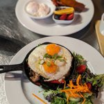 Brunch Hours: 10AM-3PM. Reservations highly encouraged! View today's brunch features here 👉 #OpenforTakeout #OpenforDelivery #OpenforDining https://t.co/9Vy1K3Hnmf