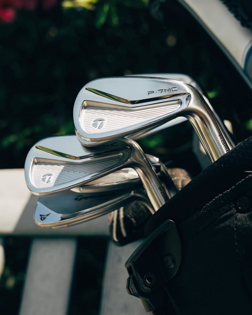 From the fairway or that nasty rough, @matthew_wolff5 is dialed in with his new P·7MC irons at Winged Foot. He ranks fourth in Strokes Gained: Approach (+6.5). 🎯  Check out what else is in the 54-hole leader's bag: https://t.co/xczRn0IrkD https://t.co/atxwiiL1ph