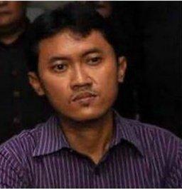 Ditanya mengenai dentuman di kalibata malam ini...  Arya Wiguna :