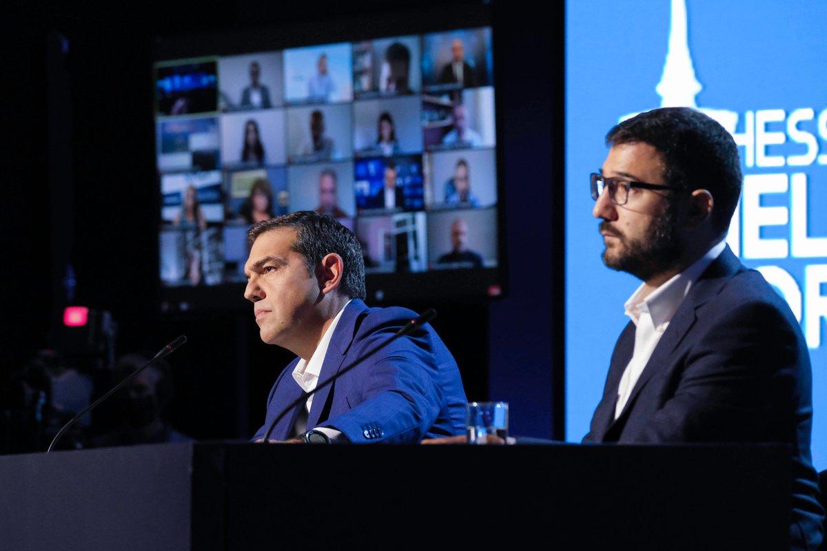 Ο ΣΥΡΙΖΑ θα ζητήσει ονομαστική ψηφοφορία για τις συμφωνίες με τη Βόρεια Μακεδονία. Και για κάθε μία από τις 158 ψήφους των βουλευτών της ΝΔ, θα αναμένουμε και μία συγγνώμη. 158 συγγνώμη αναμένουμε. Και κυρίως περιμένουμε τη συγγνώμη τους προς τους πολίτες που εξαπάτησαν. https://t.co/GjXPKz5Vna