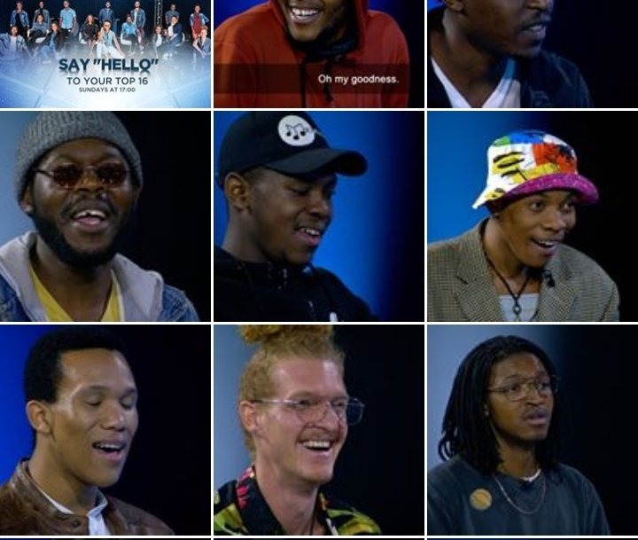 All I can say the guys are hear to stay watch out Mzanzi these guys are 🔥🔥🔥 #IdolsSA I just can't wait to hear all of them so I can vote wisely like last year and the year b4 https://t.co/cwOS1WNkmQ