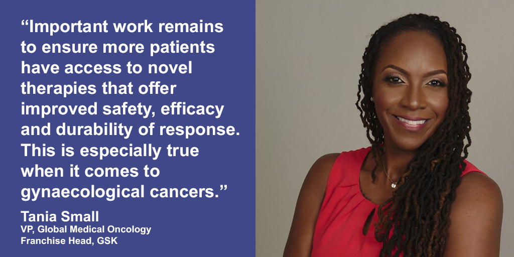 More than 1.3 million women worldwide were diagnosed with gynaecological cancers in 2018. Tania Small, VP of Global Medical Oncology, discusses our commitment to developing new therapies for this underserved population #ESMO20 #WorldGODay  https://t.co/oGO4GQUBch https://t.co/HijbcBldW2