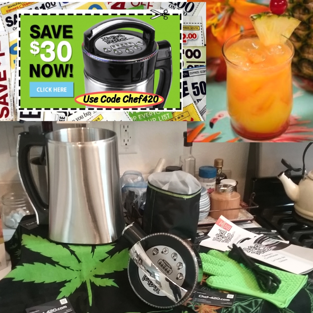 Chef 420s Product Review-The Magical Butter Herbal Infuser. Thinking about making your own infused Edibles? check out my review.  >>https://t.co/ED5YkcKG71  #Edibles #Medibles #CookingWithCannabis #CannabisChef #CannabisRecipes #InfusedRecipes @MagicalButter #CannaFam https://t.co/Kl5eOhzggW