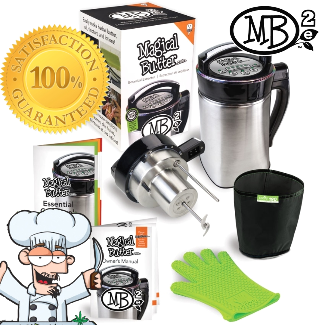 Chef 420s Product Review-The Magical Butter Herbal Infuser. Thinking about making your own infused Edibles? check out my review.  >>https://t.co/YJAr84m7nW  #Edibles #Medibles #CookingWithCannabis #CannabisChef #CannabisRecipes #InfusedRecipes @MagicalButter #CannaFam https://t.co/qeQ0avyu9D