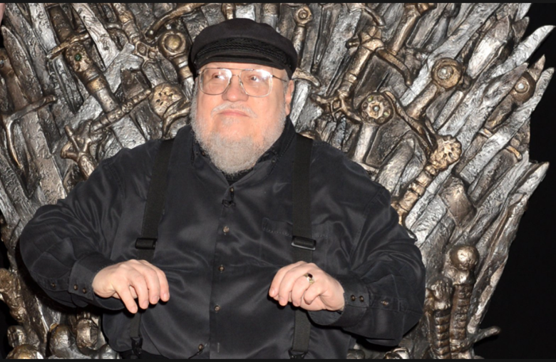 Happy 72nd Birthday @GRRMspeaking! George Raymond Richard Martin was born in Bayonne, New Jersey, on September 20, 1948. #IReadItInABook #WinterIsComing #HoldTheDoor #YouKnowNothingJonSnow #GRRM #GameOfThrones #GoT @HBO #TheWindsOfWinter https://t.co/gdpoqgQ7kd
