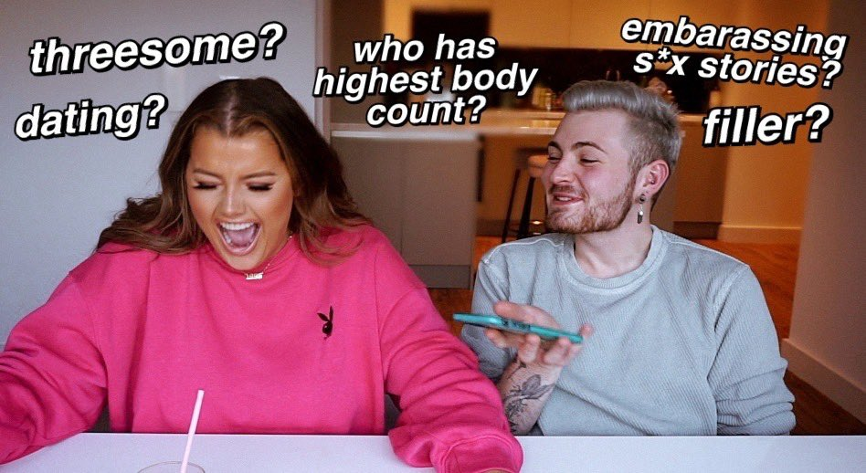 NEW VIDEO IS UP!!   long overdue *JUICY & PERSONAL* Q&A with @makeupbyjaack 👀💦   https://t.co/Td0IWmOvUB https://t.co/kv4zm3luCh