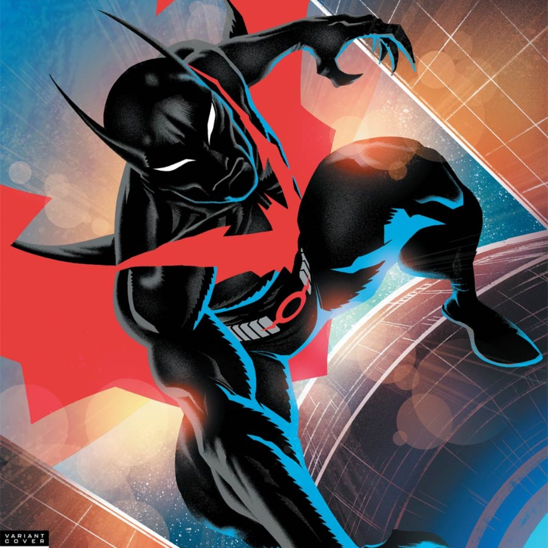 New from DC Comics THIS WEEK:  Batman Beyond #47 and more! https://t.co/1qd3n2aqRW  @thedanjurgens #SeanChen #FrancisManapul @DCComics #BatmanBeyond @Danmora_c #DanMora https://t.co/ZBD9vWA4HH