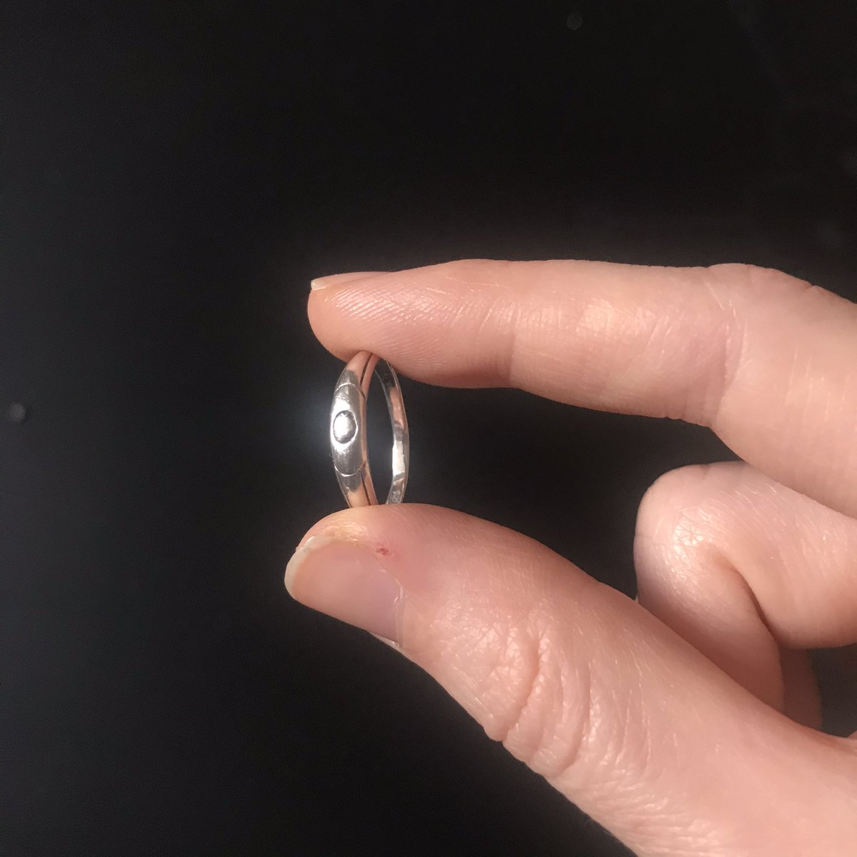 #ObjectMemories   This very basic and boring ring:  Over the past 14 years, this boring ring has come to remind me of significant moments and different senses of home. https://t.co/4FAiQhrH8R https://t.co/ywjFCojoT8