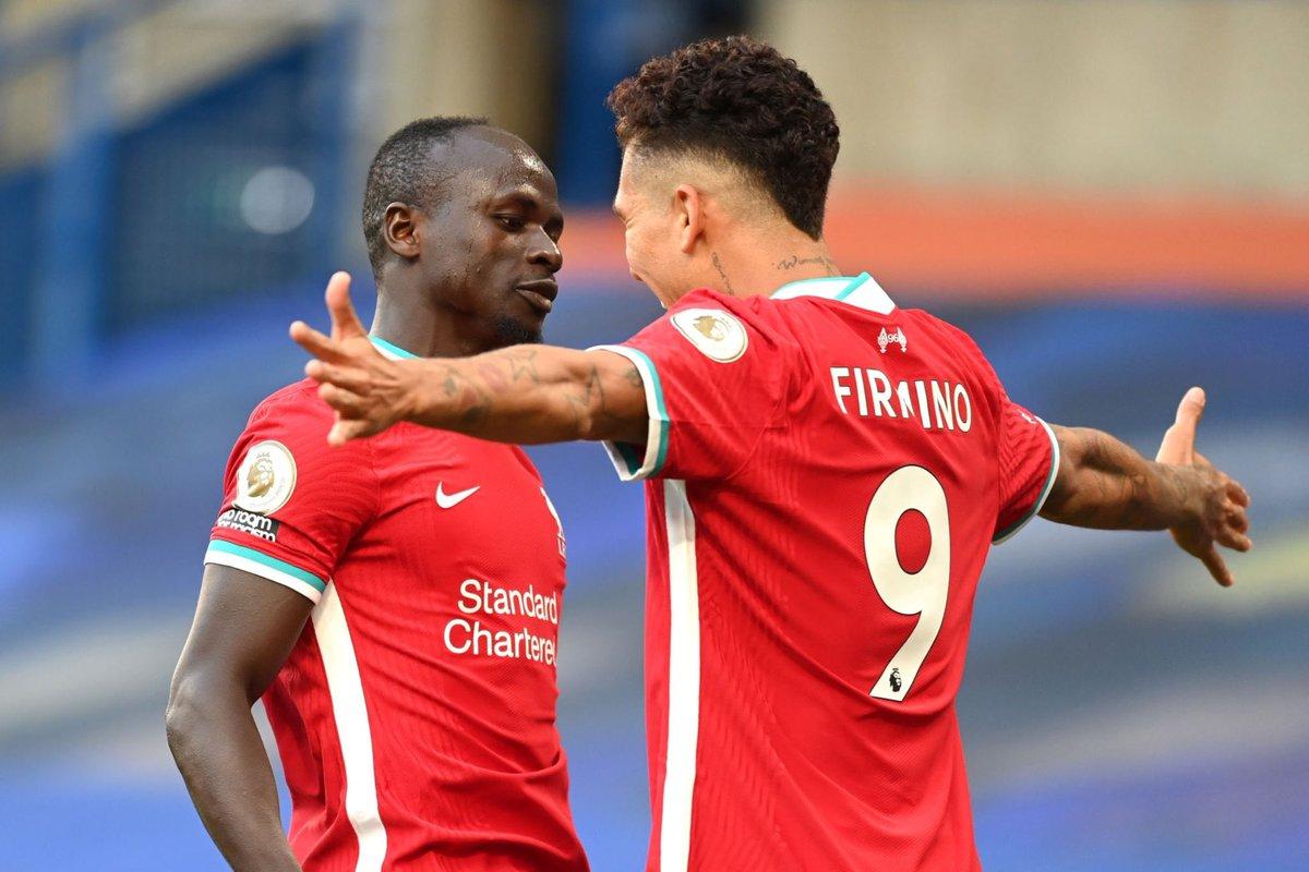 ¡Los Reds se impusieron en Stamford Bridge! 🔴  El equipo de Klopp ha empezado con 2 victorias la Premier League y hoy derrotaron 2-0 al Chelsea https://t.co/G9ydB7c08e