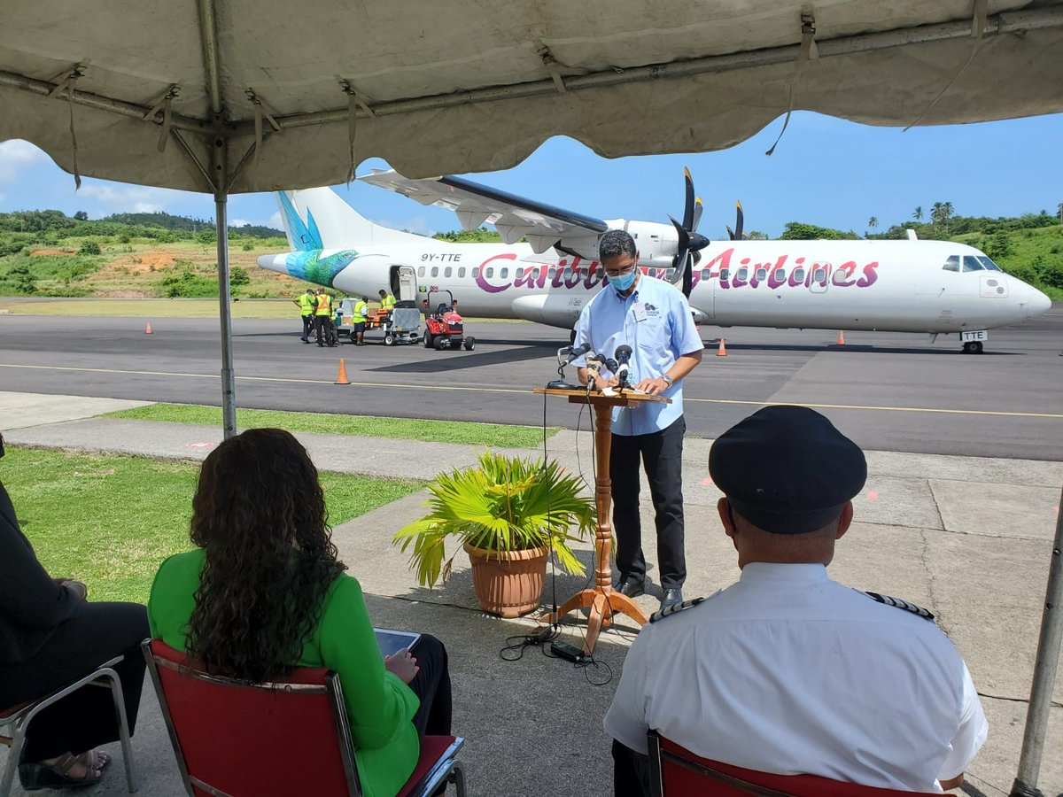 Caribbean Airlines (@iflycaribbean) | Twitter