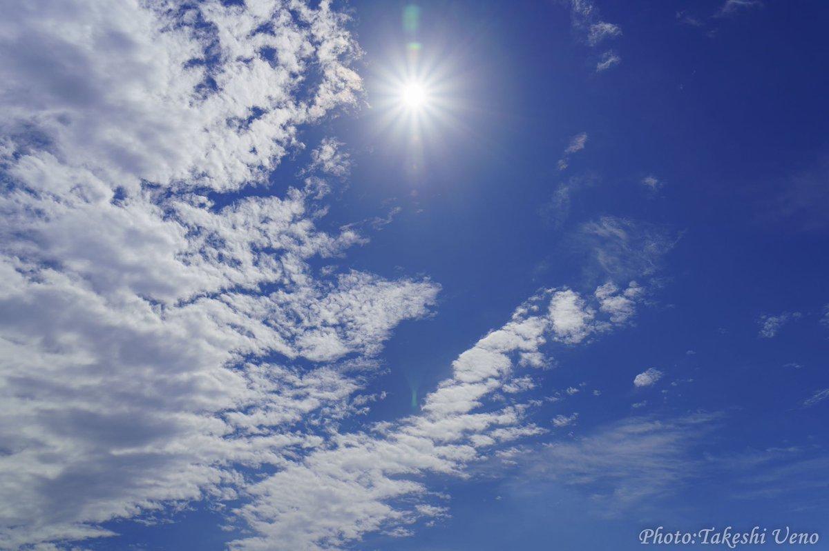 秋!て感じの空だった。 #写真  #写真好きな人と繫がりたい  #キリトリセカイ  #ファインダー越しの私の世界 https://t.co/Qpi9v5Ujcz