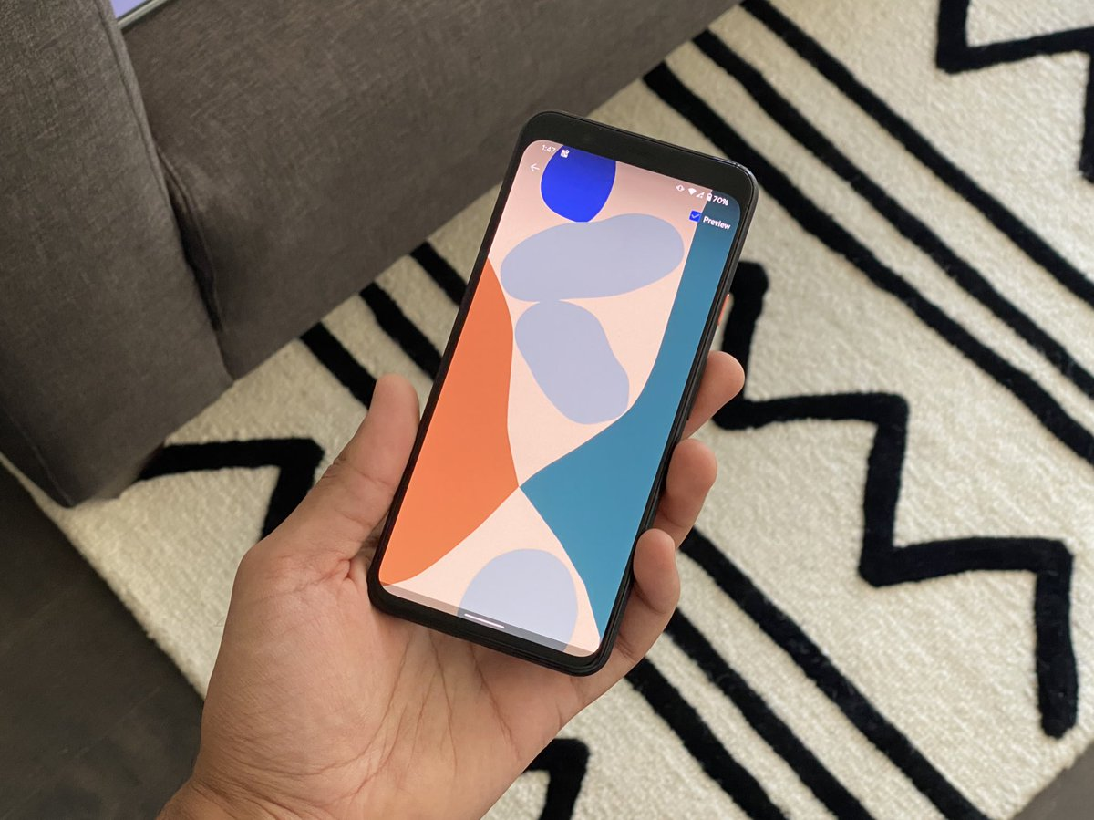 Canoopsy On Twitter Switching My Mom Over To A Pixel 4 Because Her Iphone Is Acting Up And Lowkey Pixel Phones Have The Best Stock Wallpapers Damn So Minimal Https T Co M8orxmfdoi