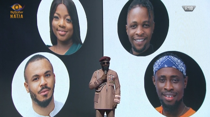 BBNaija 2020 Lockdown: Watch Sunday LIVE Eviction Show