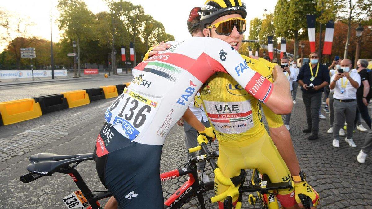 Cyclisme - Tour de France: le classement de la 21e étape et le classement général https://t.co/XWjPU4SyTp https://t.co/bikaecjV5e