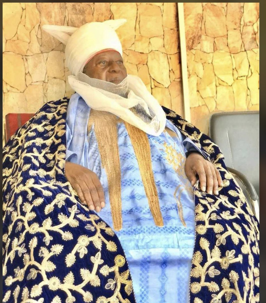 #ondisday #20September2020, the Emir of Zazzau, Alhaji (Dr.) Shehu Idris died at the age of 84, he had been on the throne for over 40 years. https://t.co/xX4zt0V3sm