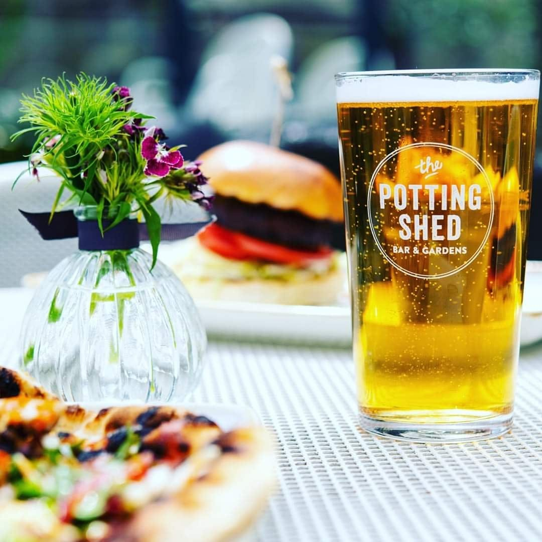 💚 BOOKINGS 💚  We always strongly advise booking in Potters, it's the only way to secure a table!  If you're coming down, head here to book: https://t.co/P2xlm4p8gS  We can't wait to see you all!  #BankHoliday #HappyPotting #ShedLife https://t.co/9PxuEXLv38