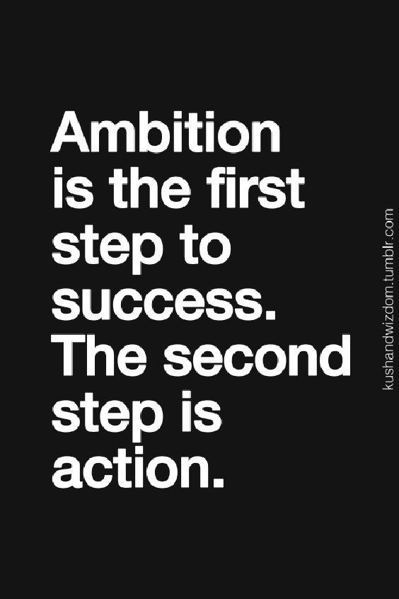 Ambition is the first step to success. The second step is acton.  https://t.co/0frCo9jPpJ #jobsearch #CareerAdvice #jobhunt #careerdevelopment https://t.co/t6StnsEWds