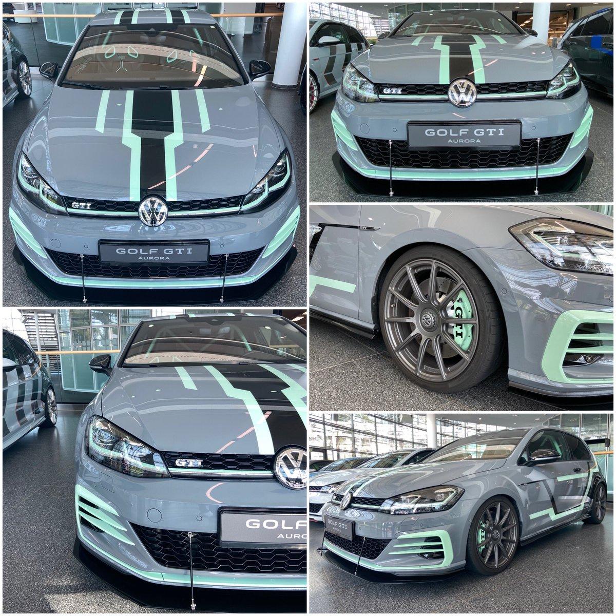 VW Golf GTI Aurora (2019)  #vw #autostadt #volkswagen #golf #golfgti #wörthersee #golf7 #aurora #golfr #mk7 #vwgolf #vwlifestyle #stancenation #volkswagengroup #vwfans #carspotting #caroftheday #carphotography #germancars #itswhitenoise #unikat - https://t.co/CZw44A4Qzv https://t.co/hX0iShTT3k