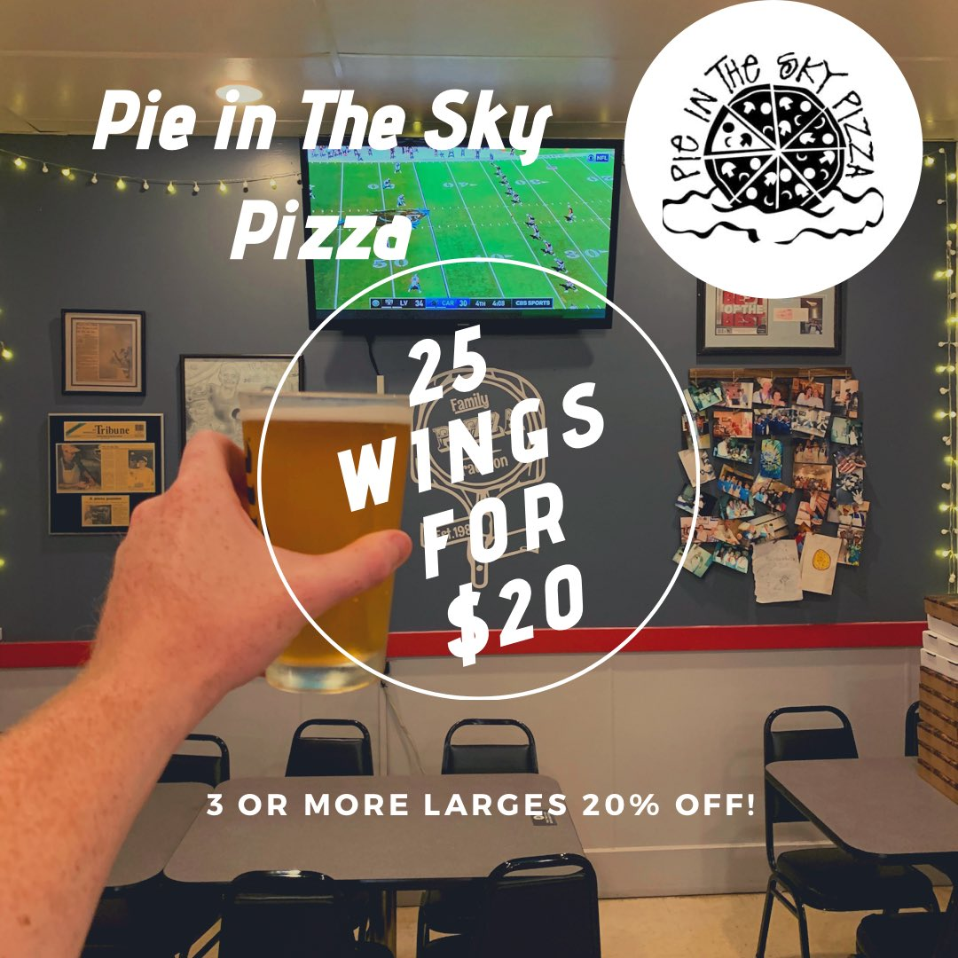 Come watch the game with us tonight! The take-out special is 2 large 2 topping pizzas and a 2-liter! - [Order online at https://t.co/L4ZJI4ULCI] 125-2 N. Main Street, Mooresville, NC 28115 704-663-7189  #Mooresville #Pizza #homemade #eatlocal #downtown #curbside #delivery https://t.co/s8dtFRT6iv