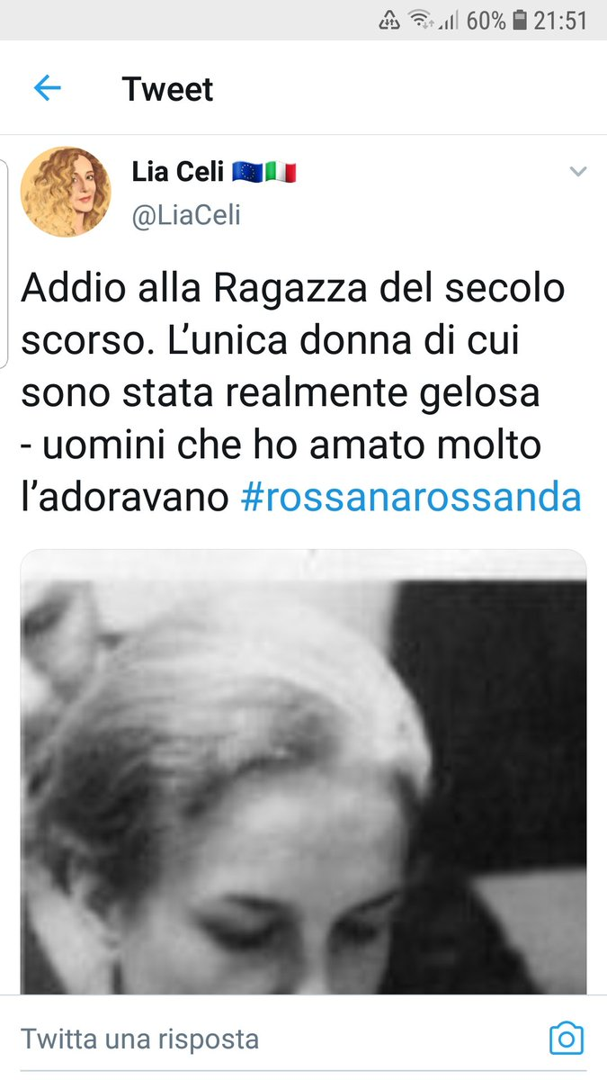 #RossanaRossanda
