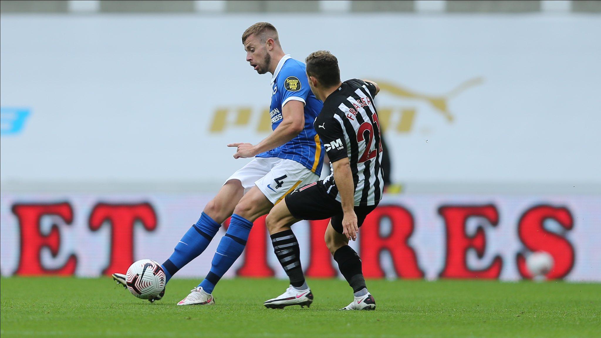 Il Brighton conquista i suoi primi tre punti in Premier League