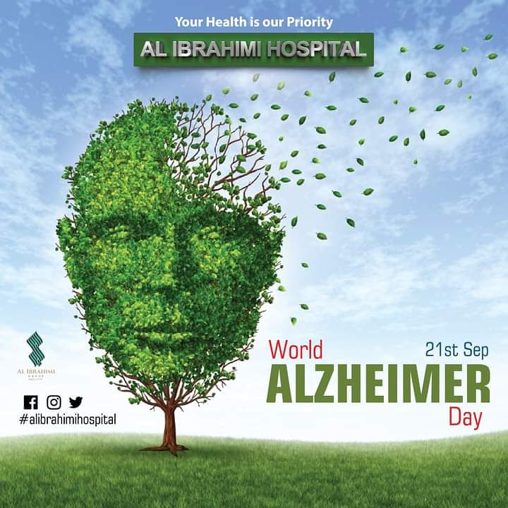#World #Alzheimer's is the #international #campaign every September to raise #awareness and challenge the #stigma that surrounds #dementia  #AlIbrahimigroup #Hospital #Peshawar  #covid19  #Health_Care  #Pharmacy #medical #Medicine #WHO #unicefpk #unicef #worldhealthorganization. https://t.co/VzXigLKWUX