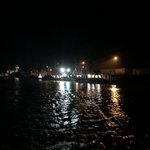 Image for the Tweet beginning: 🐟🐟🐟 Goedenavond, we verlaten #Lauwersoog