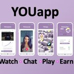 Image for the Tweet beginning: YOUapp for users 📱 👉