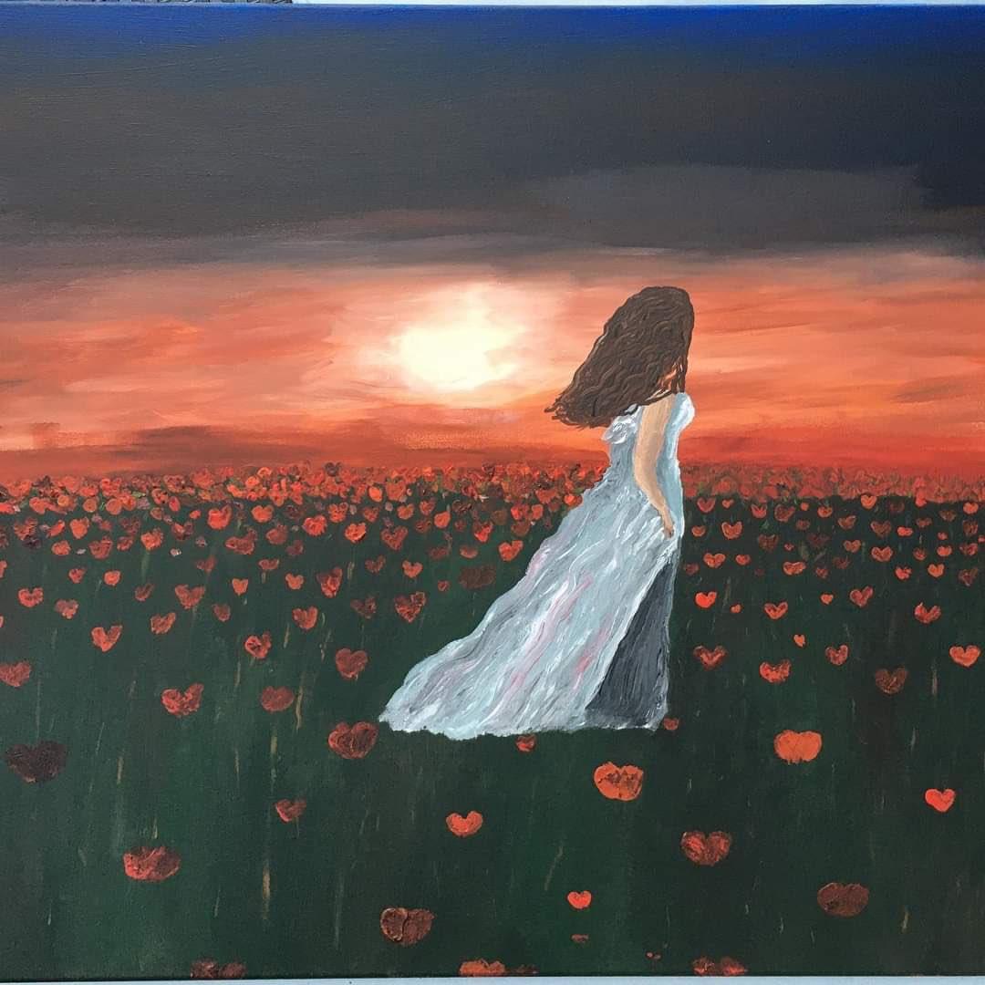 De tekst was te lang.. dus heb ik hem als afbeelding bij mn dit bericht gepost.. ik ben zo trots op mijn #schilderij 🙏🏻 dit is niet zomaar een schilderij voor mij.. dit was onverwachte #therapie ❤️ #licht #geloof #vertrouwen #vrijheid #zonsopkomst #rust #verlangen #trots https://t.co/MmgfQ1ecoT