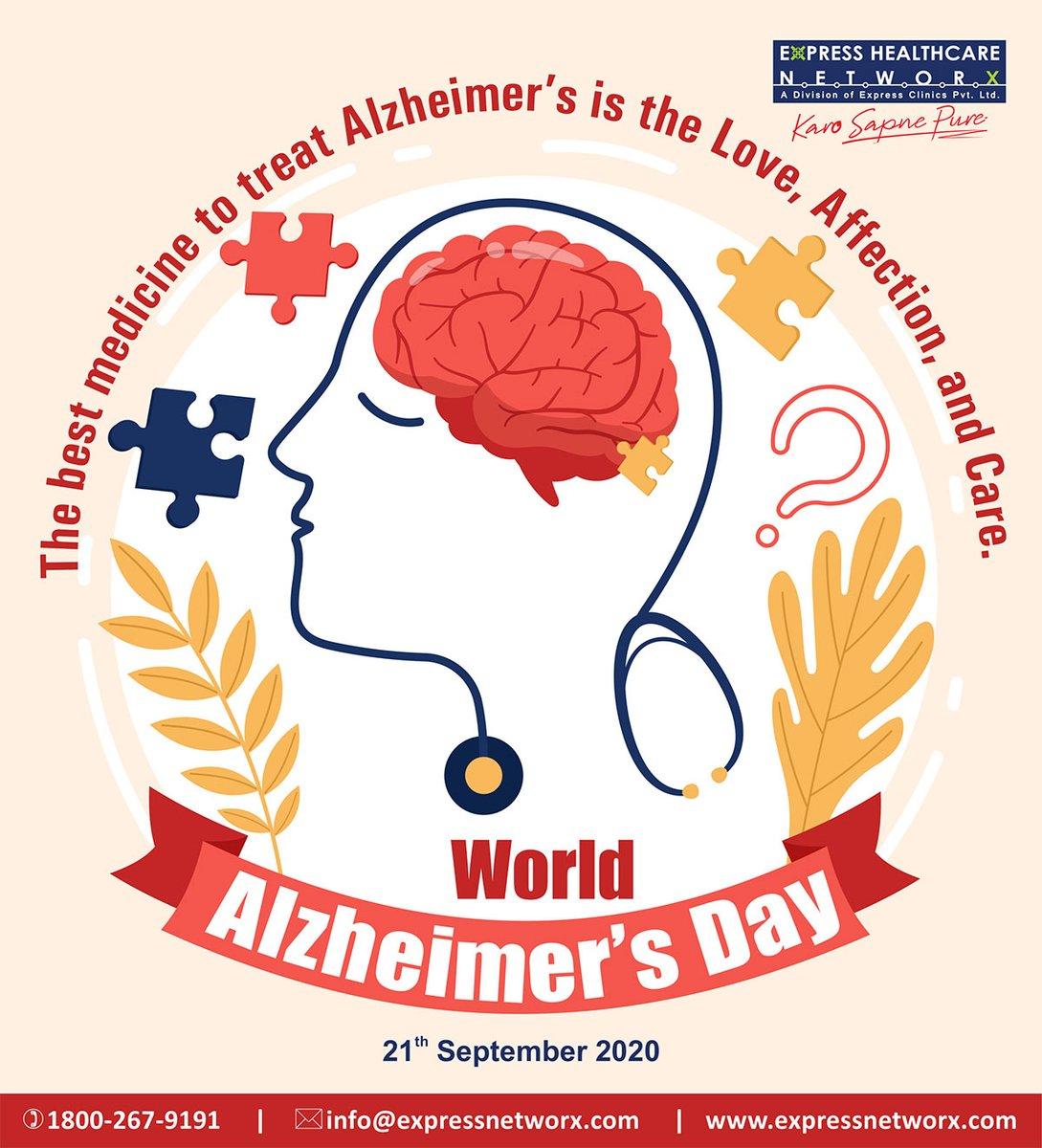 The best medicine to treat Alzheimer's is the Love, Affection, and Care.  Visit - https://t.co/PdoQpJsxq3  #worldalzeimersday #alzheimers #dementia #alzheimersawareness #caregiver #dementiaawareness #seniorcare #alzheimersassociation #alzheimer #dementiacare #alzheimersdisease https://t.co/OAHGSBesmt