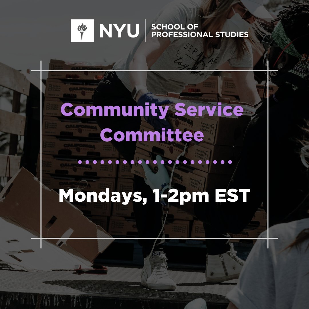 Register for a meeting today through NYU Engage or through the link in our bio: https://t.co/ERELYQdnjw https://t.co/8ekMMWDB9m https://t.co/kqcO1Bbwmm https://t.co/Gc4bTG1TxD . Email us at sps.gradstudents@nyu.edu for any concerns or clarifications. . #NYUSPS #WeAreSPS https://t.co/hCh5uqP9ec