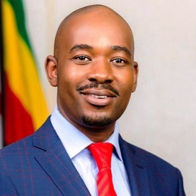MDC Alliance is the party, @nelsonchamisa is the President and we the people are clear and solidly behind him... Simple!