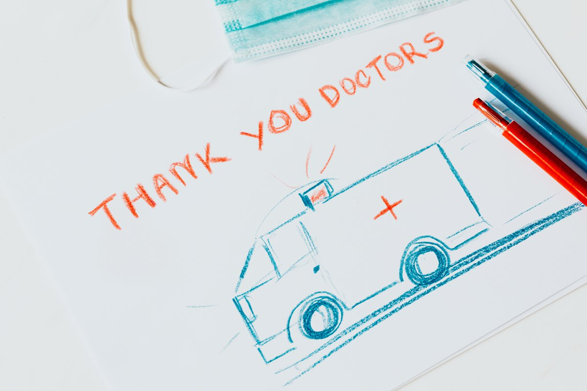 Thank you doctors for the help you give us in our everyday lives especially from COVID19!  #doctors #thankyou #thankful https://t.co/0RaqlGgVd1